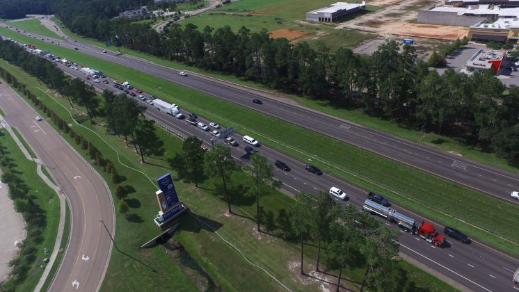 Parish President Brister Secures $52Million More for I-12 Widening