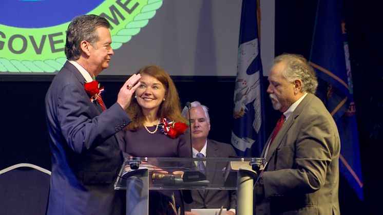 St. Tammany Parish Officials Sworn in at Inaugural Ceremonies