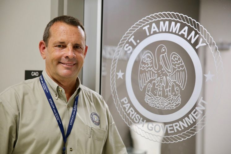 Tammany Utilities Employee Seizes Opportunity to Perform Good Deed